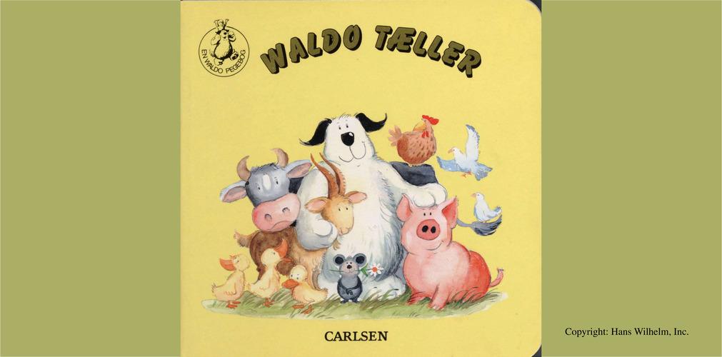 Waldo Tæller by Wilhelm, Hans