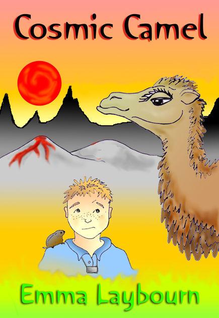 Comic Camel by Laybourn, Emma