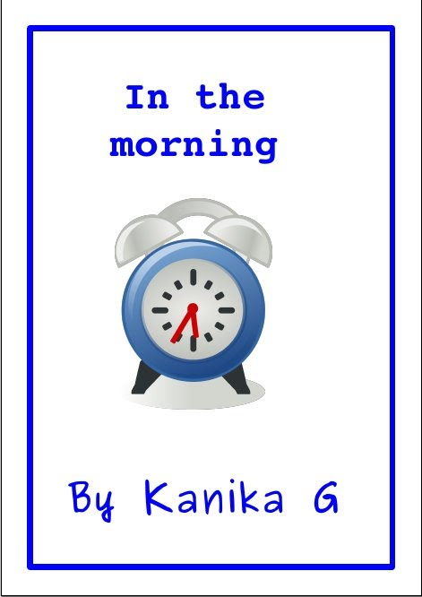 In the Morning by G, Kanika