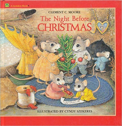 The Night Before Christmas by Moore, Clement C.