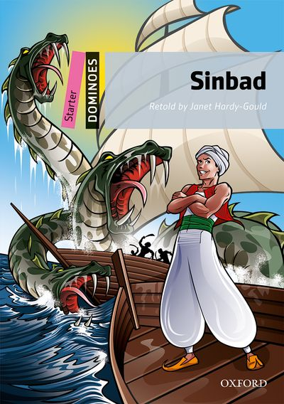 Sinbad by Hardy-Gould, Janet