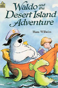 Waldo and the Desert Island by Wilhelm, Hans