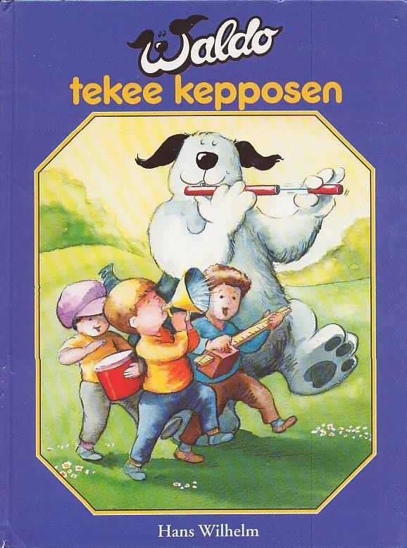 Waldo Tekee Kepposen by Wilhelm, Hans