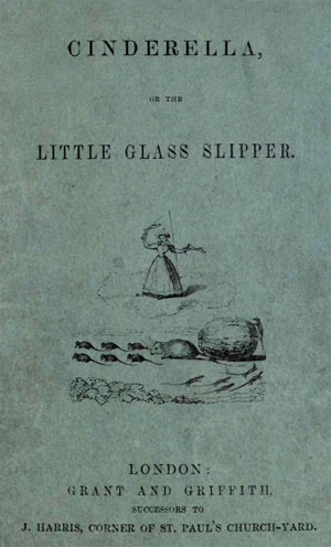 Cinderella or the Little Glass Slipper by