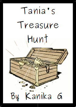 Tania's Tresure Hunt by G, Kanika