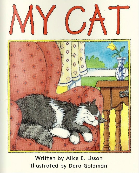 My Cat by Lisson, Alice E.
