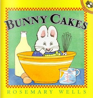Bunny Cakes by Wells, Rosemary