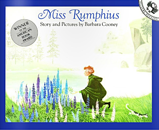 Miss Rumphius by Conney, Barbara
