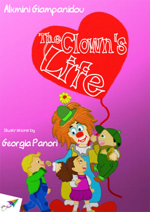 The Clown's Life by Giampanidou, Alkmini