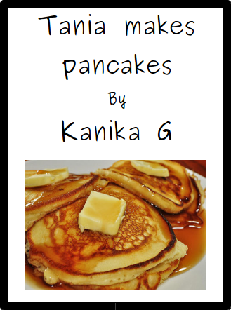 Tania Makes Pancakes by G, Kanika