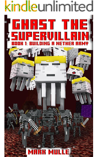 Ghast the Supervillain by Mulle, Mark