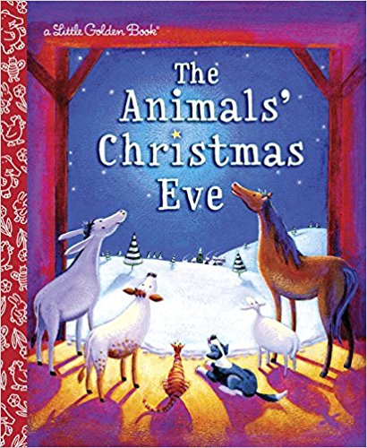A Animals' Christmas Eve by Wiersum, Gale