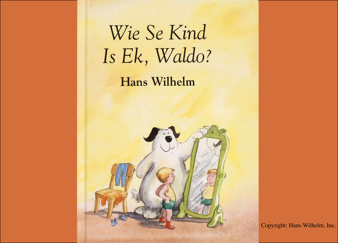 Wie SE Kind is Ek, Waldo? by Wilhelm, Hans