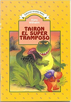 Tairon El Super Tramposo by Wilhelm, Hans