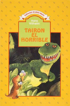 Tairon El Horrible by Wilhelm, Hans